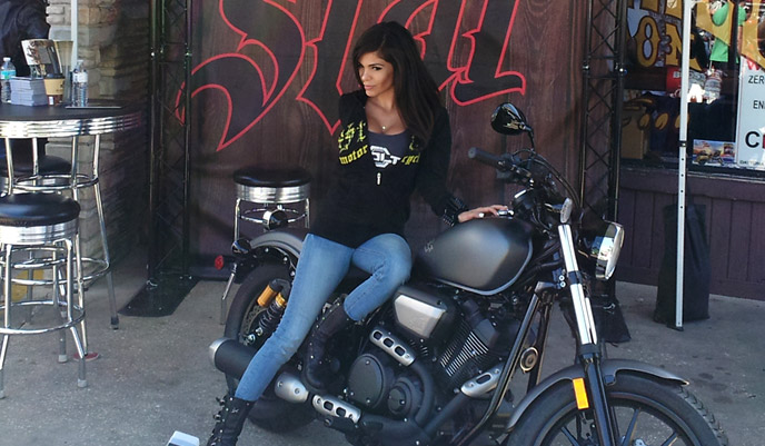 Promo Staffing Star Motorcycles 2013